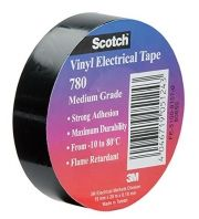 ИЗОЛИРБАНД SCOTCH VINYL ELECTRICAL TAPE 780 20М/19ММ ЧЕРЕН