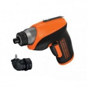 ОТВЕРТКА АКУМУЛАТОРНА BLACK&DECKER CS3652LC